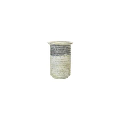 Stoneware Vase - Grey