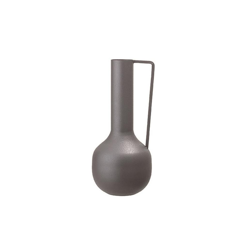 Matte Metal Vase