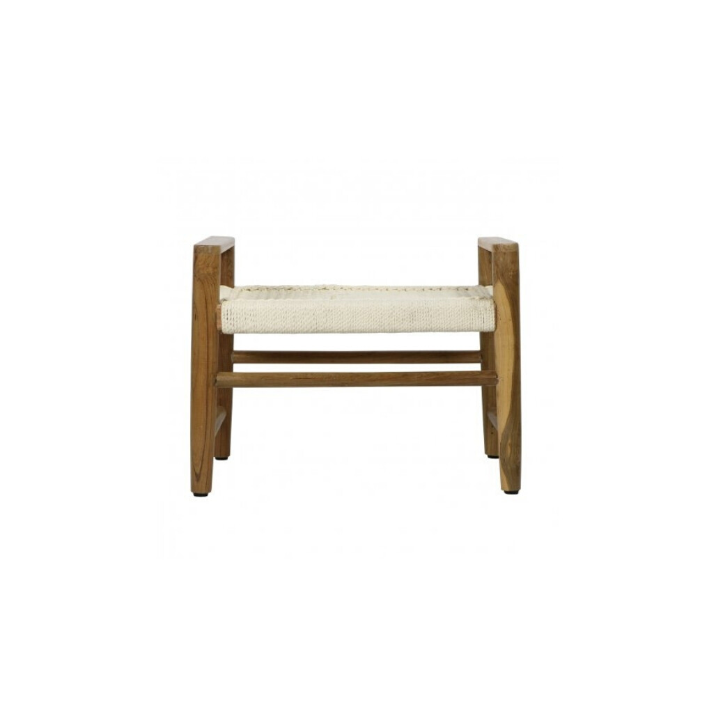 Jetties Woven Bench Small