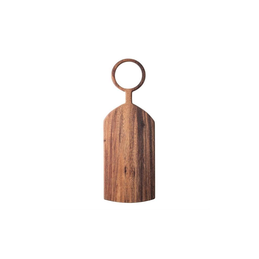 Acacia Wood Cutting Board - M