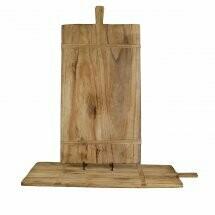 Vintage Reclaimed Wood Cutting Board
