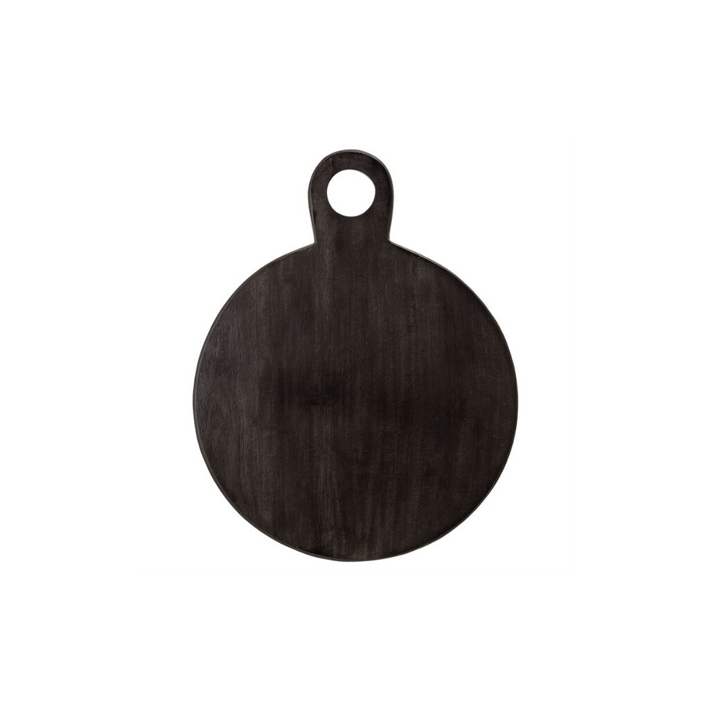 Black Acacia Wood Cutting Board
