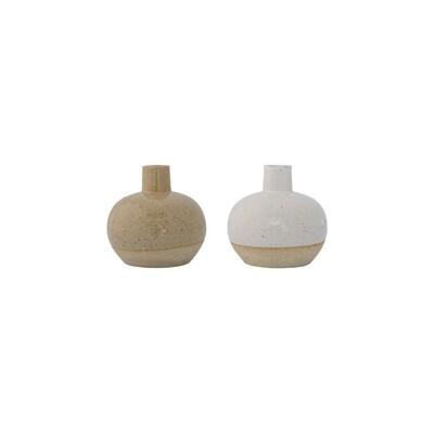 Sand Vase - Taupe