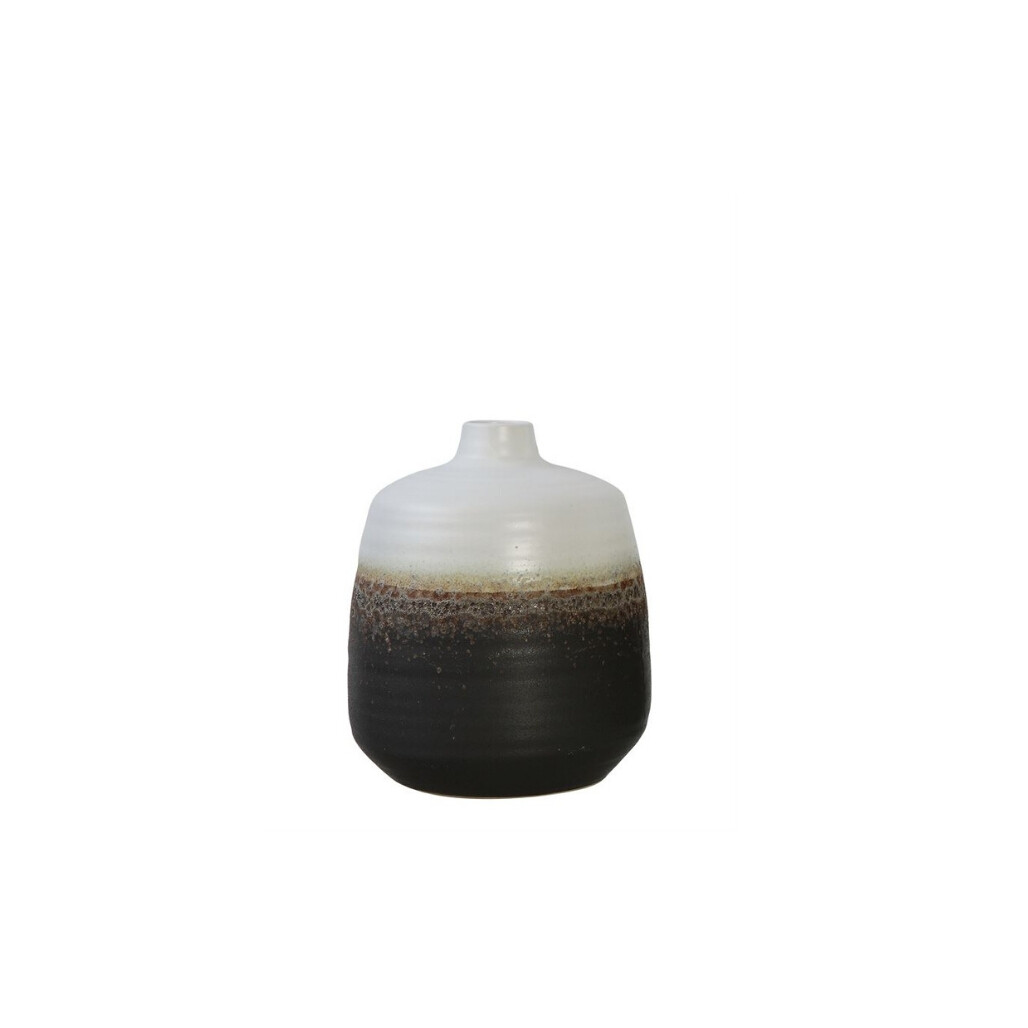 Ombre Brown Vase - Small