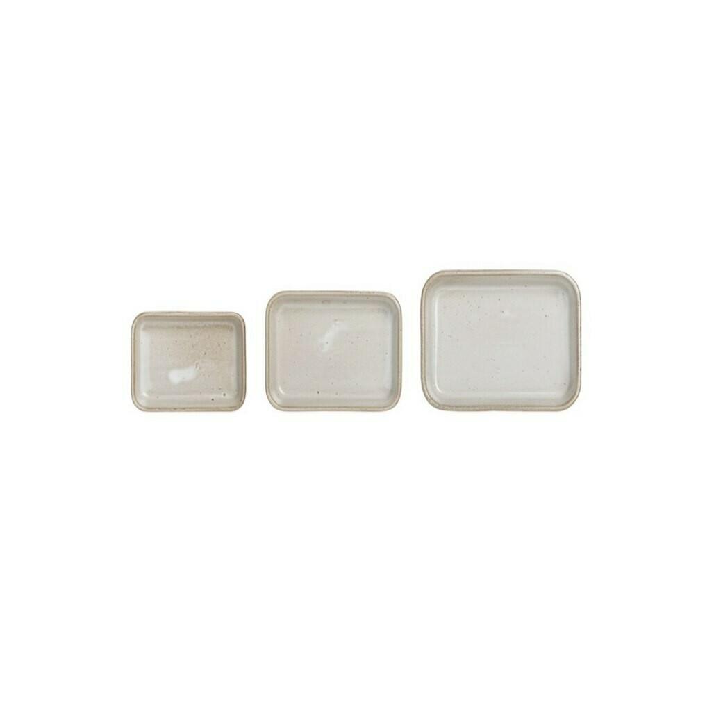 Set /3 Stoneware Dishes