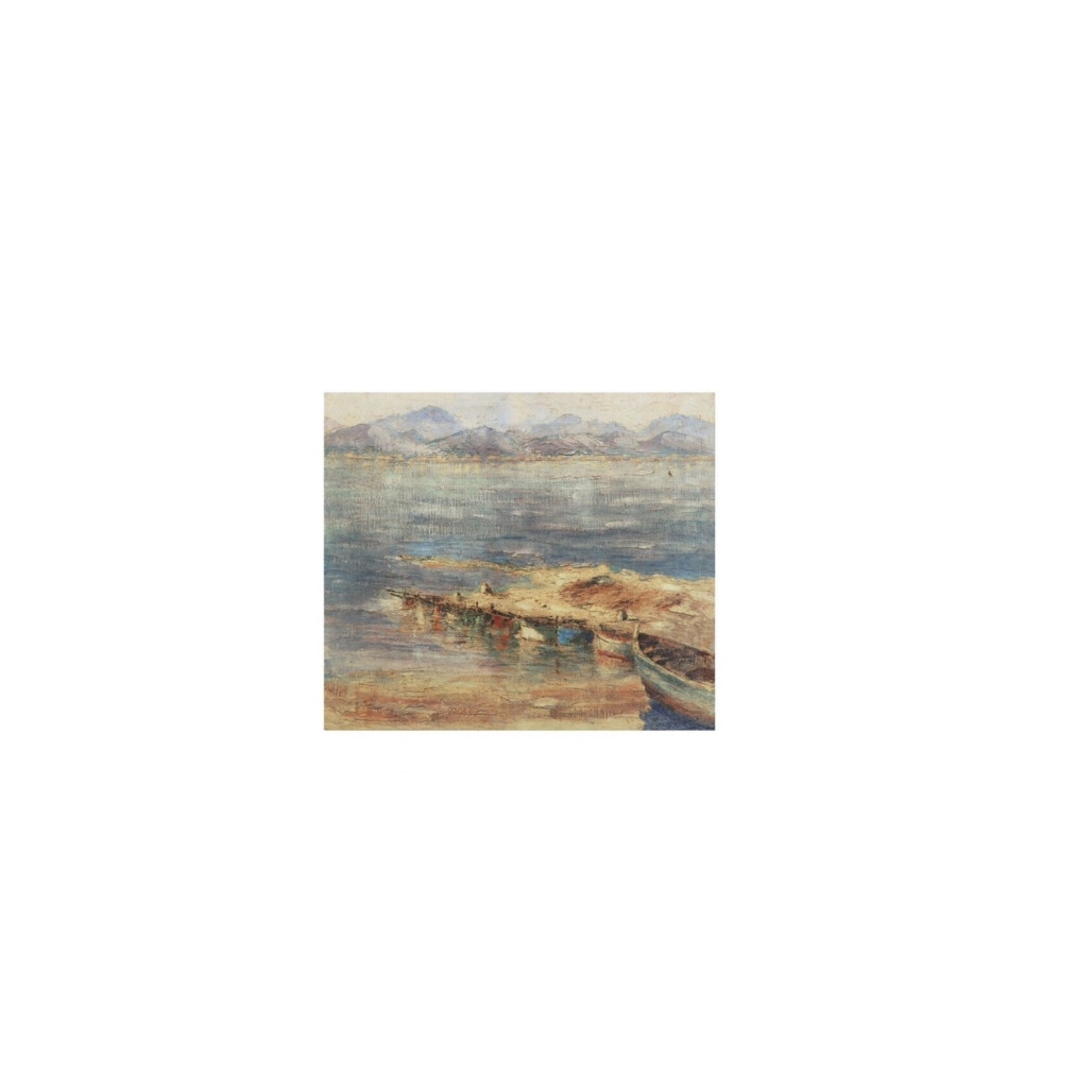European Oceanside Canvas
