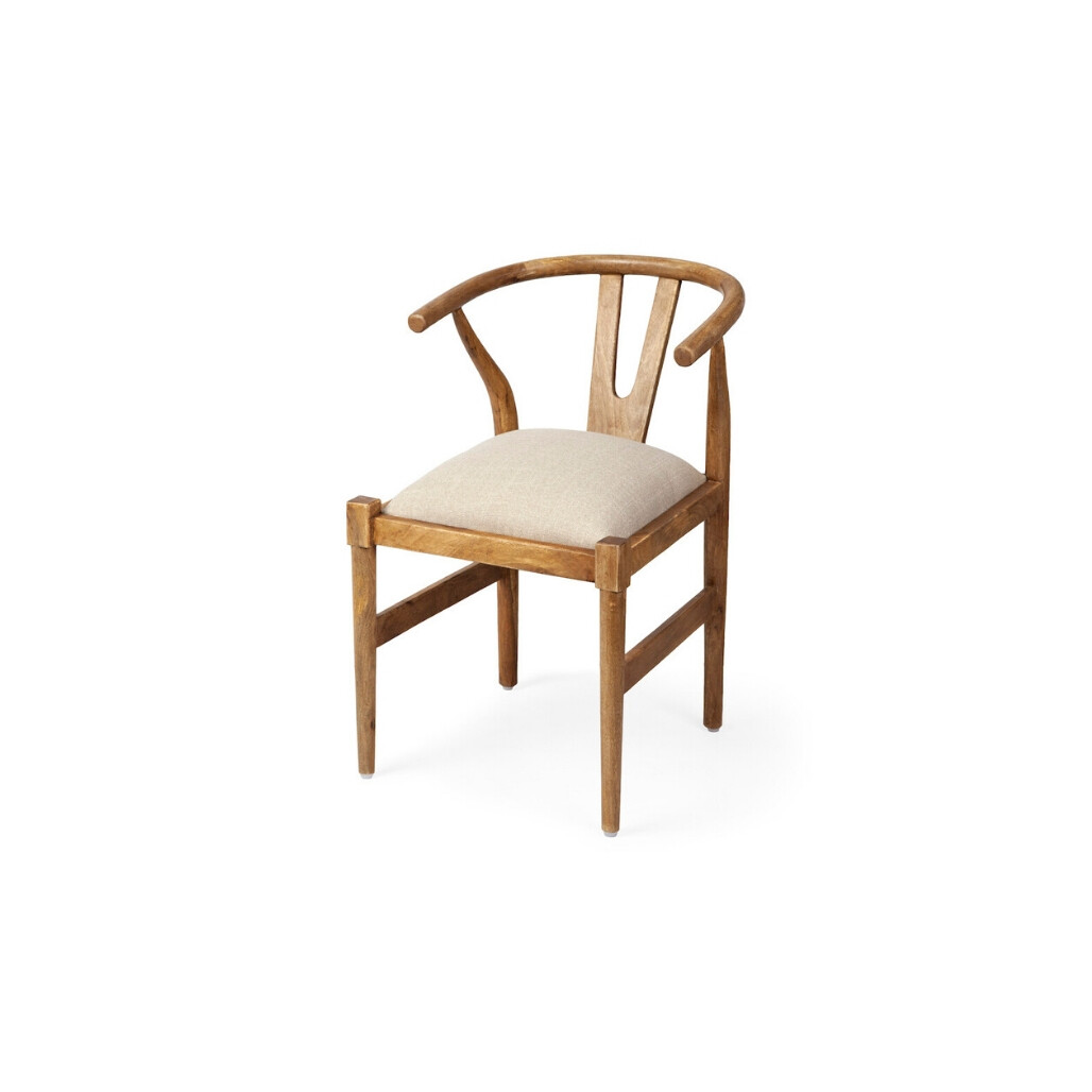 Wishbone Wood Chair