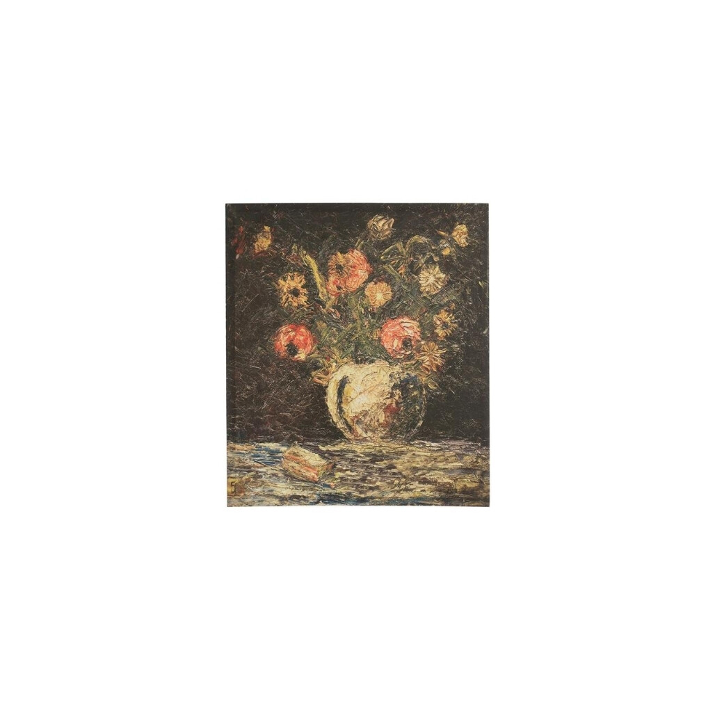 Reproduction Flower in Vase Canvas
