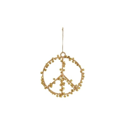 Ring for Peace Ornament