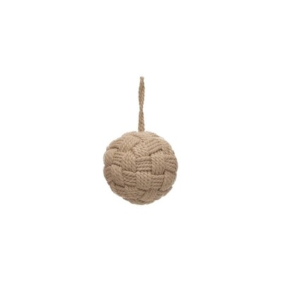 Rope Knot Ornament