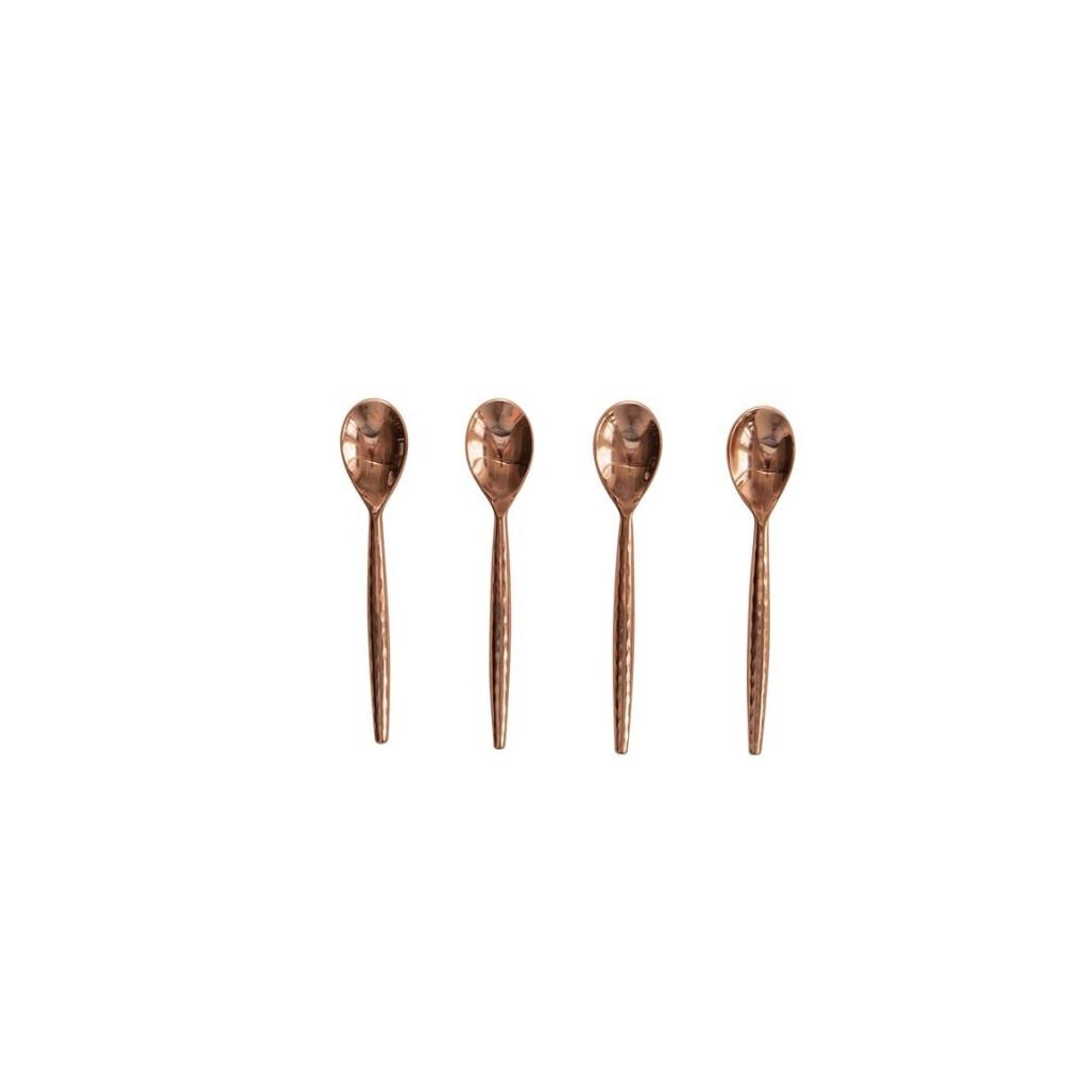 Tiny Copper Spoon