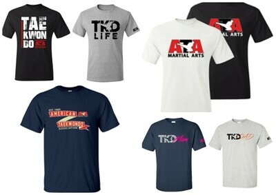 Assorted ATA T-Shirts