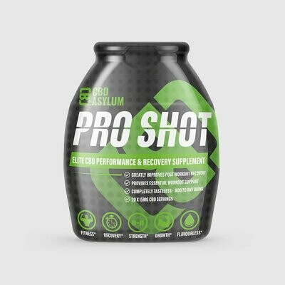CBD Pro Shot, Beverage Enhancer