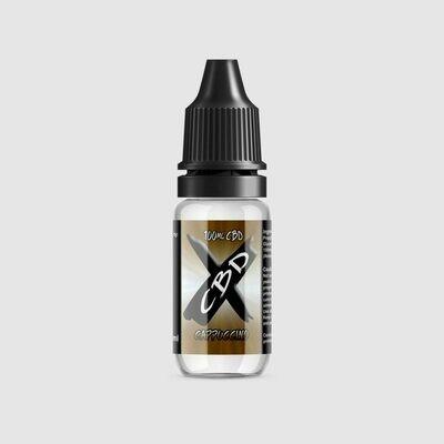 CBD X E-Liquid Cappuccino 100mg