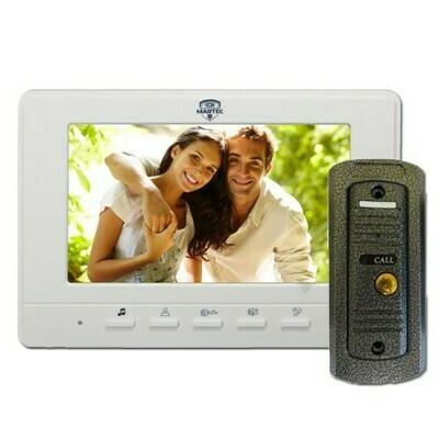 Доступный набор, видеодомофон MT-71 + видеопанель LC-305 для дома
