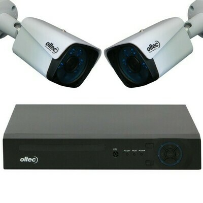 Комплект видеонаблюдения Oltec AHD-KIT-311/2