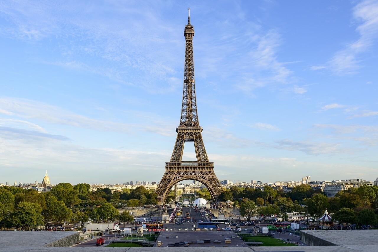 Онлайн курс французского языка А1-А2 (по частям)