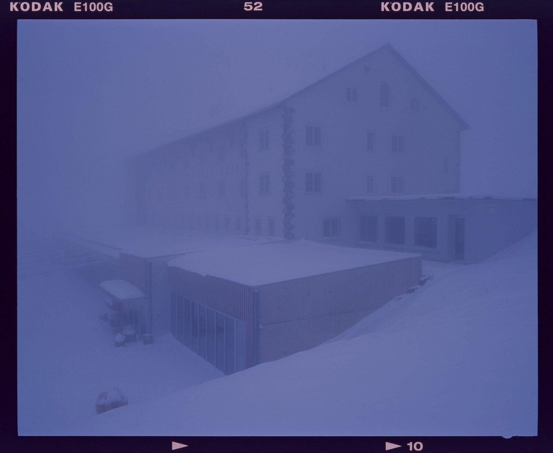 Hotel Rigi Kulm im Winter