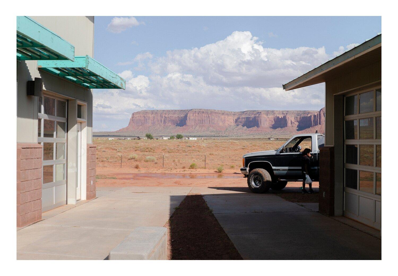 Navajo Waters No. 15