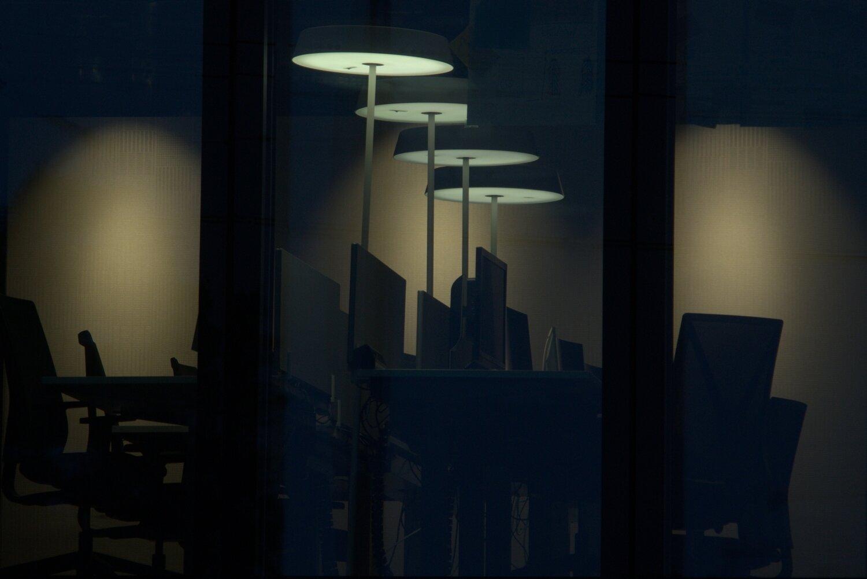 """""""Lichter in der Dämmerung"""" VII"""