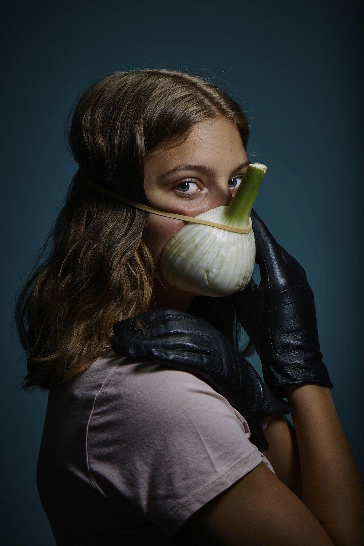 individuelle Mask
