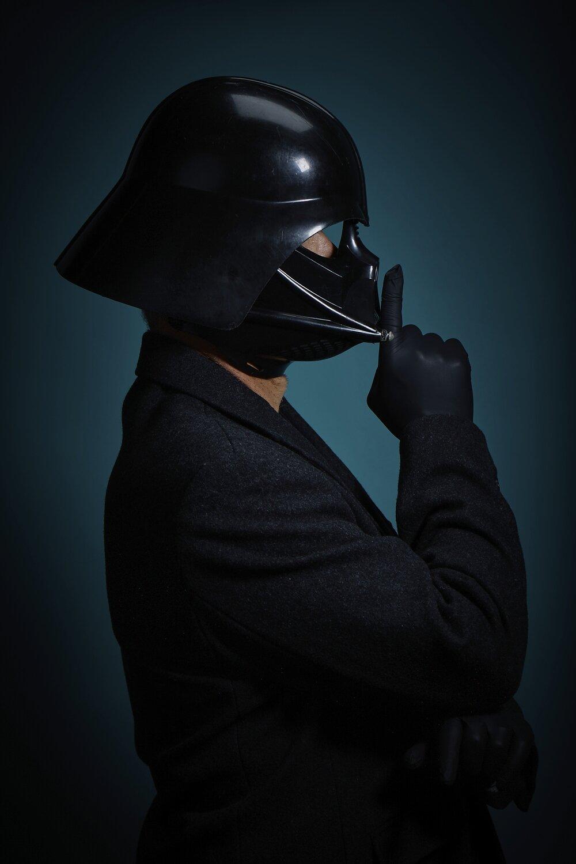 individuelle Corona-Maske