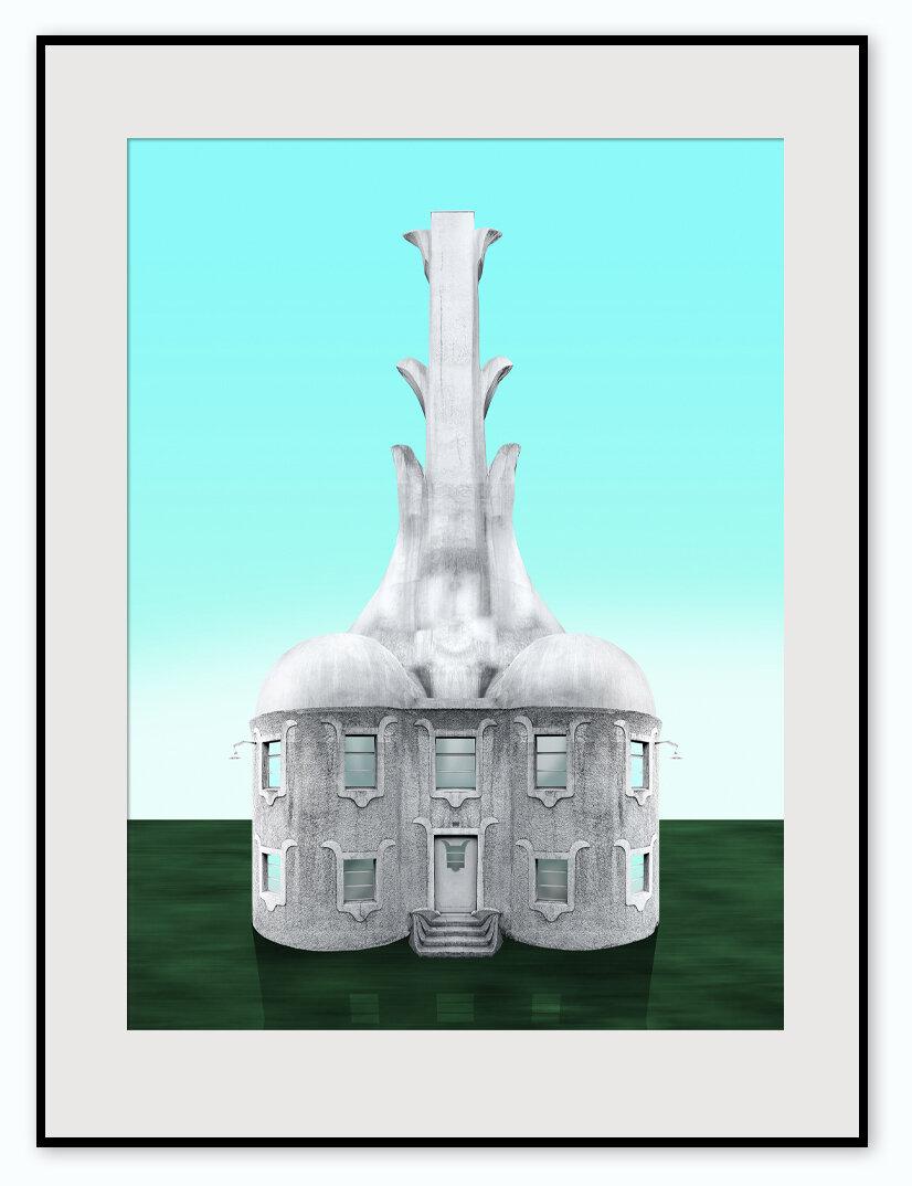 """""""Heizhaus"""", Goetheanum, Dornach"""
