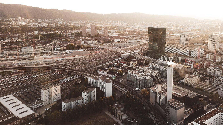 Zurich Cityscape 2