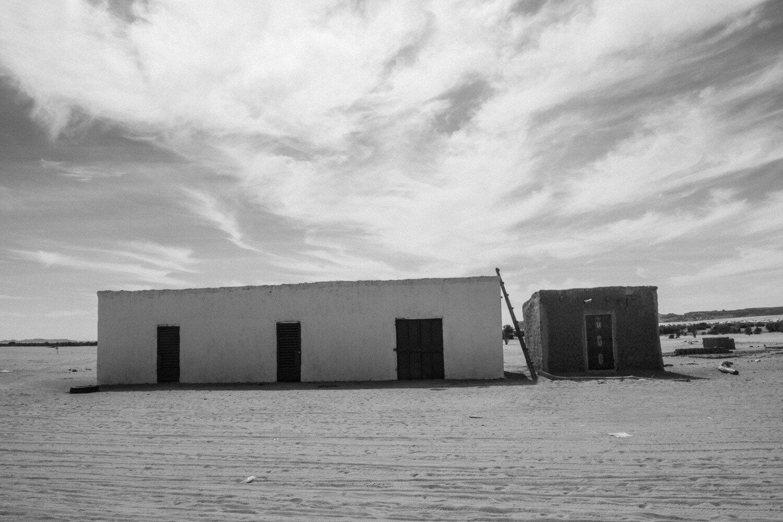 Mémoires du Tchad - la maison