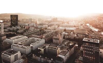 Zurich Cityscape 1