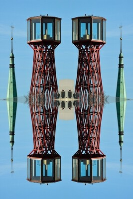 Dynamic Mirror Zürich 02