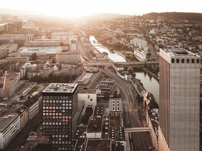 Zurich Cityscape 3