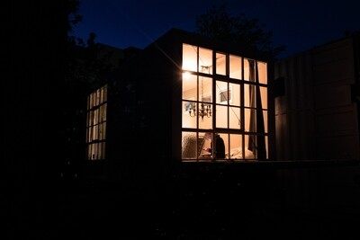 Tiny House People / Nacht