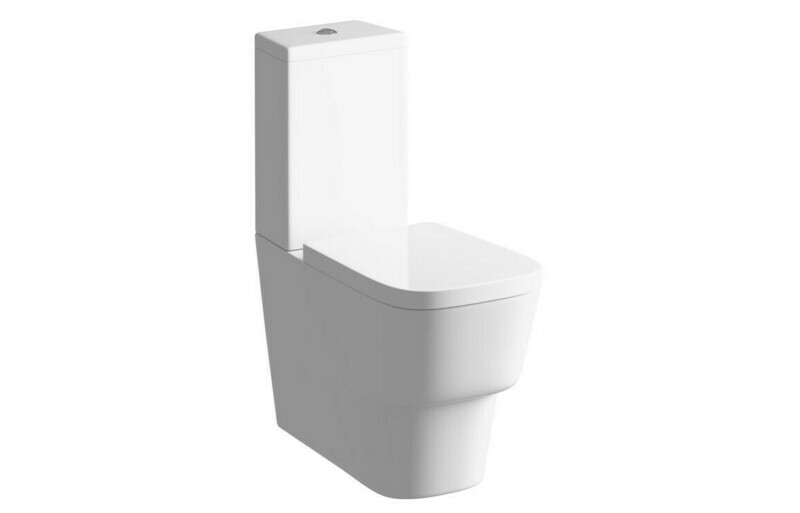 AMYRIS C/C WC & SOFT CLOSE SEAT