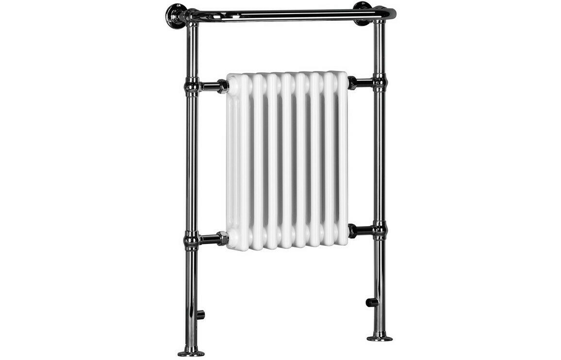 Eterno 673x963mm Traditional Radiator - White