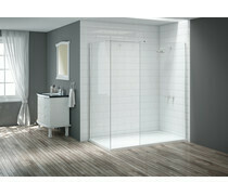 Merlyn Wetroom 300mm Fixed Panel
