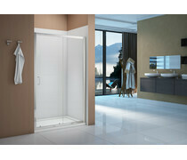 Merlyn Vivid Boost 1000mm Sliding Door
