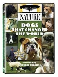 """""""Nature: Dogs That Changed the World"""" DVD"""