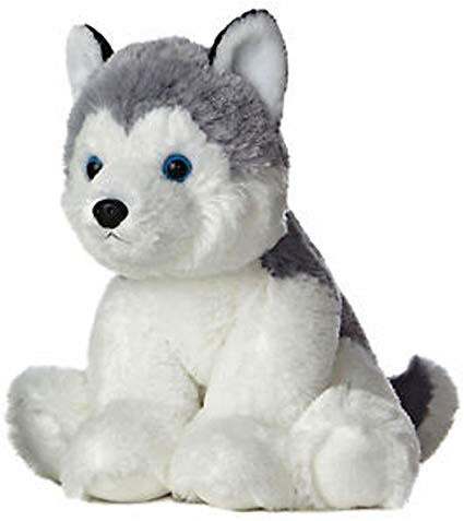Plush Husky/Wolf