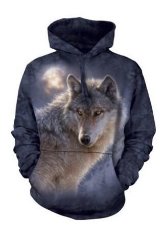 Adventure Wolf Hoodie