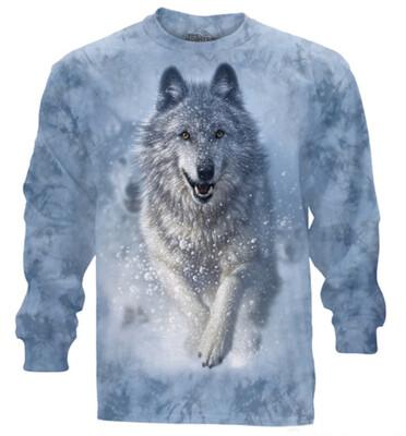 Snow Plow Long Sleeve Shirt