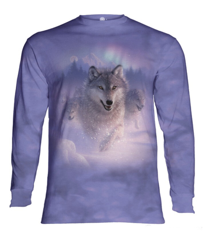 Northern Lights Long Sleeve Shirt