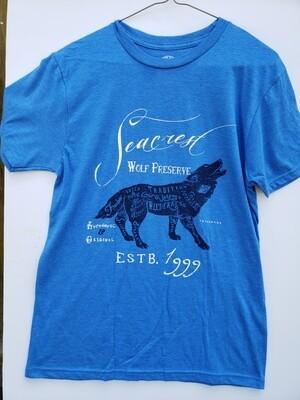 Seacrest Trademark Wolf T-Shirt