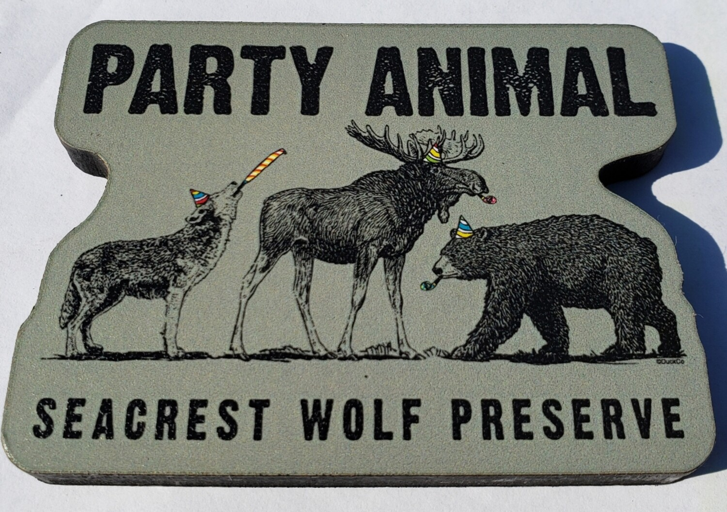 Party Animal Magnet