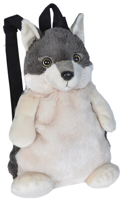 Wild Republic Wolf Backpack
