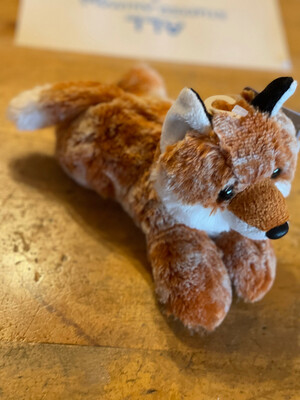 Small Fox Stuffie