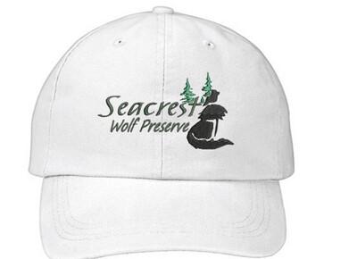 SWP Logo Hat- White