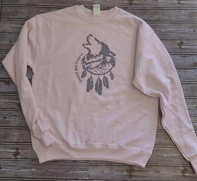 SWP Sweatshirt- Light Pink