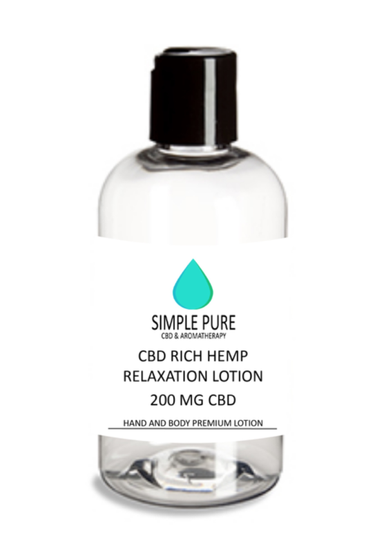 200 MG Relax and Sleep Lotion