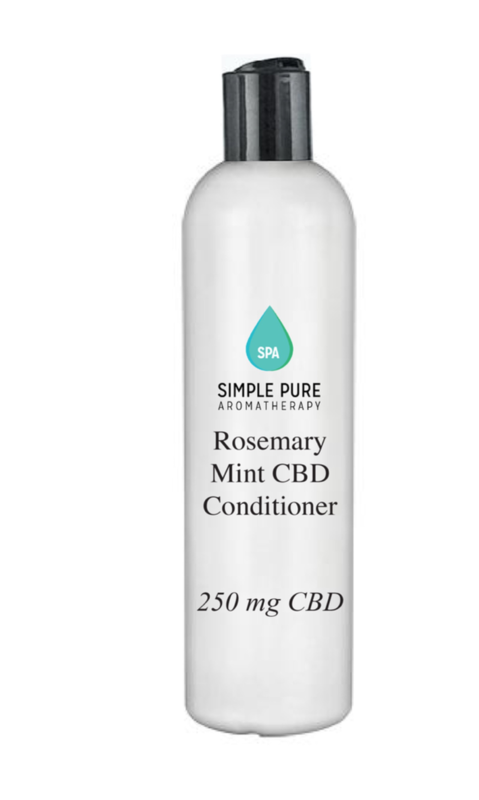 CBD Rosemary Mint Conditioner